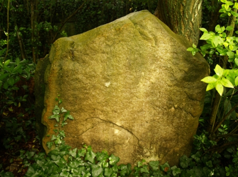 Max Gate Hardy's Druid Stone